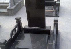 石雕山西黑墓碑价格